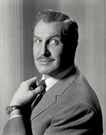 Vincent Price Kiki Writes About