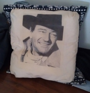 John Wayne Pillow