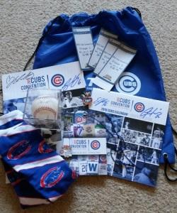Cubs Con haul 2015