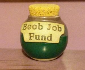 Boob Job Fund