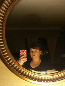 mirrored
