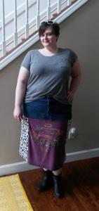 sugergirl skirt