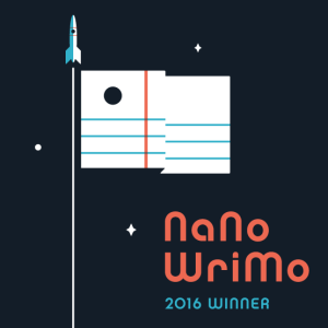 NaNo 2016 win