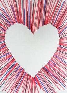 heart rays